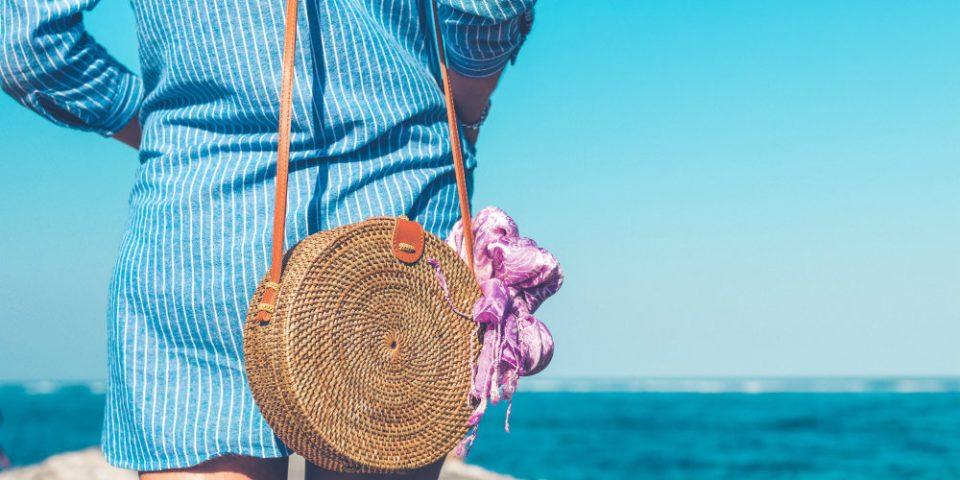 4 dicas de como usar a bolsa de palha