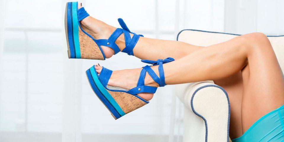 Saiba quais calçados vão bombar no próximo verão
